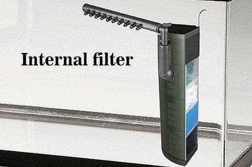Best internal power filters for fish tanks and reptile turtle terrariums